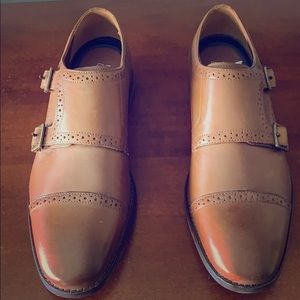 Brown Bostonian Loafers